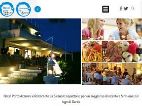 Sito web per Hotel Porto Azzurro