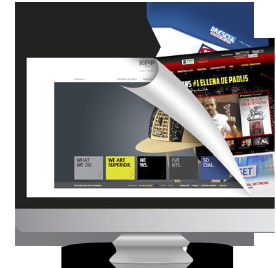 siti web cms smart website