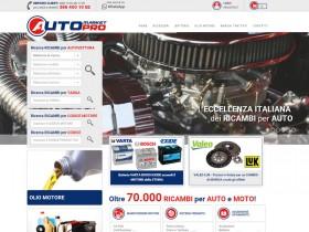 Automarket-Pro – E-commerce Ricambi Auto
